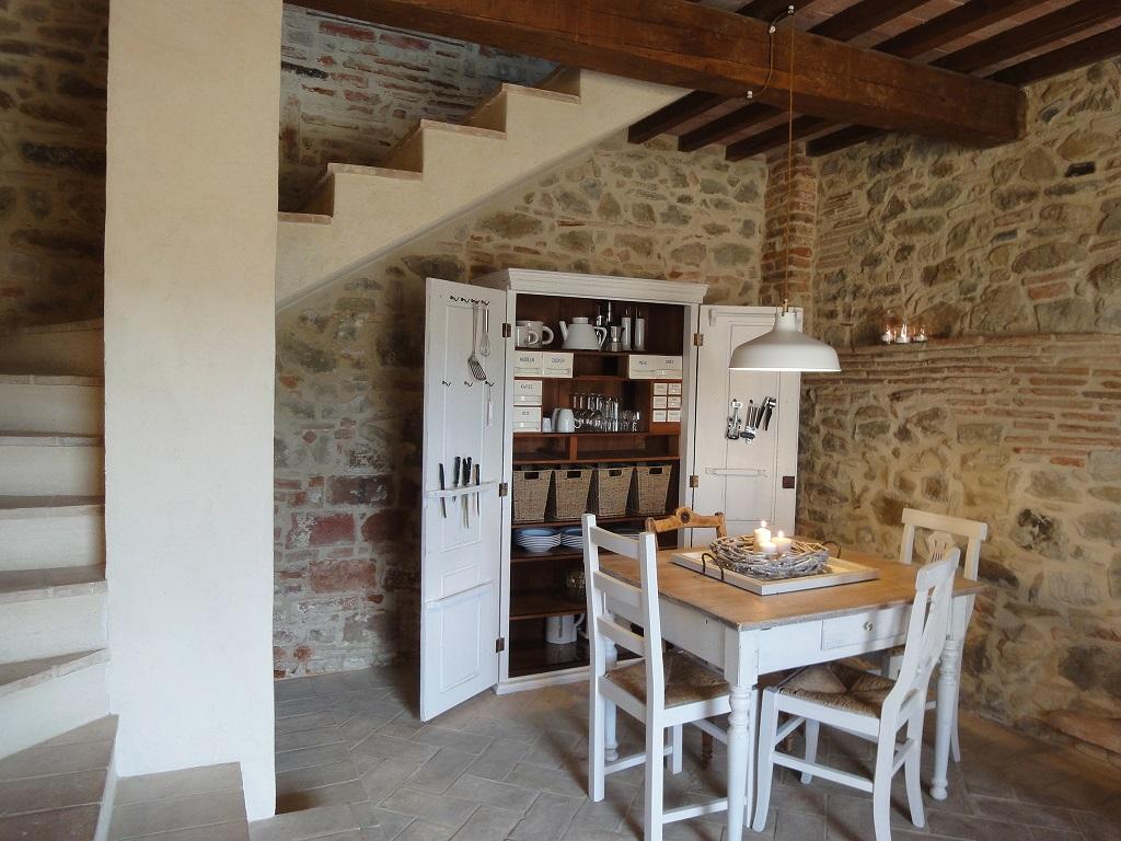 La Torretta 42_ Apartment GIULIA_Essecke