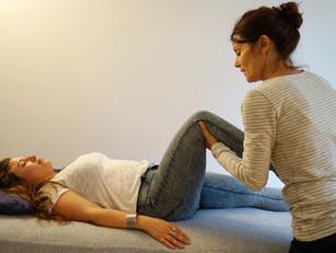 Behandlung bei Hüftgelenk-und Rückenproblemen