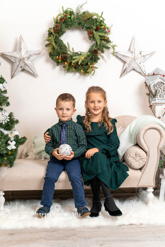 Christmas photo session Redhill