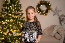 Christmas photo session Surrey