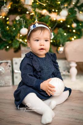 Christmas photo session Horsham