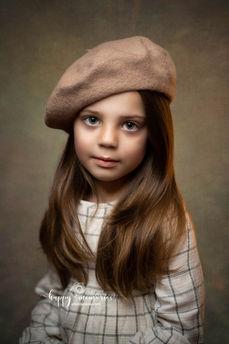 Fotografia portretowa FINE ART Kraków, sesja studyjna