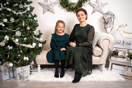 Christmas photo session Crawley