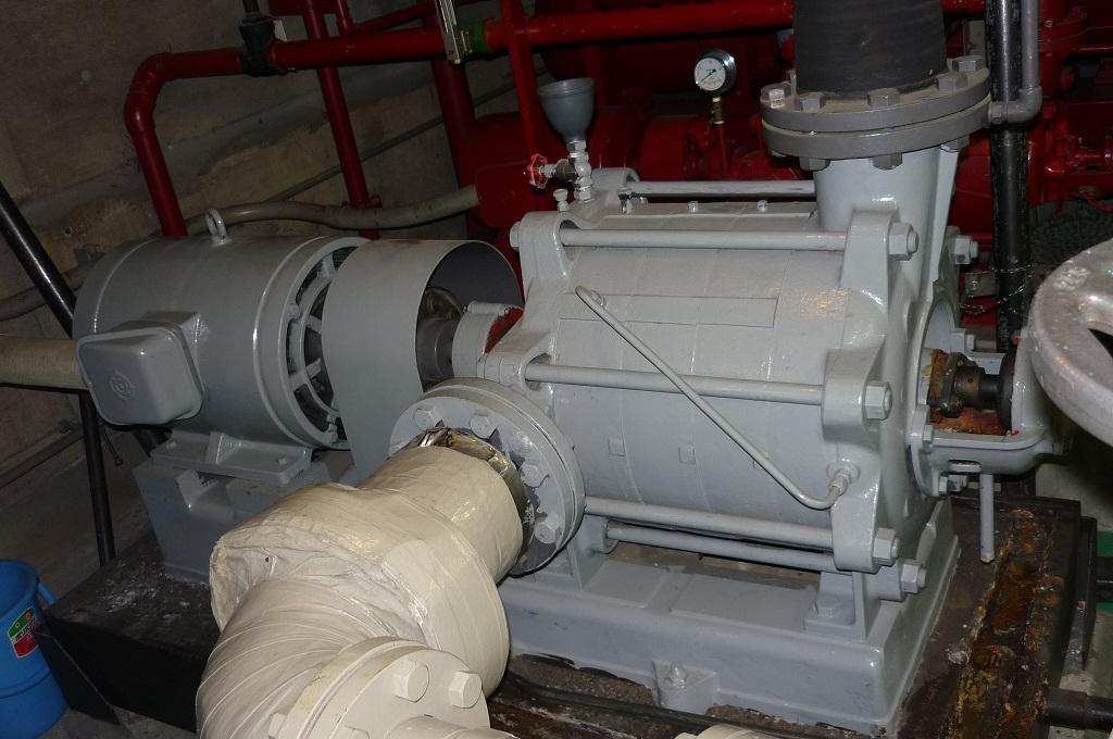 ポンプ・水中ポンプ修理|三貴電機株式会社