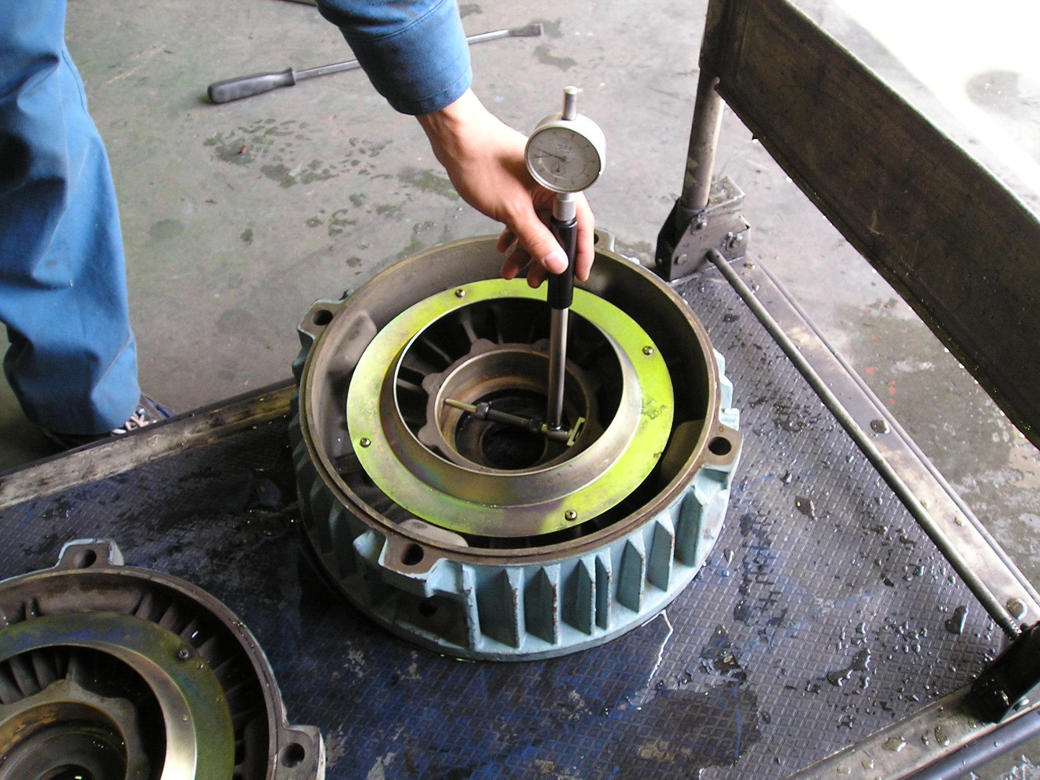 モーター修理|八潮市の三貴電機株式会社