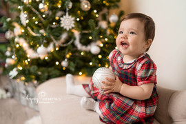 Christmas photo session Horley