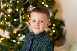 Christmas photo session East Grinstead