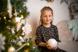 Christmas photo session Reigate