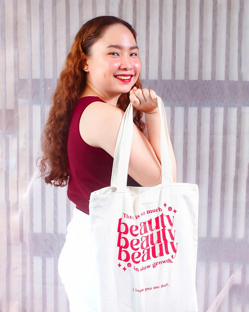 There is so much Beauty Tote Bag