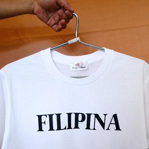 Classic FILIPINA Statement Tee