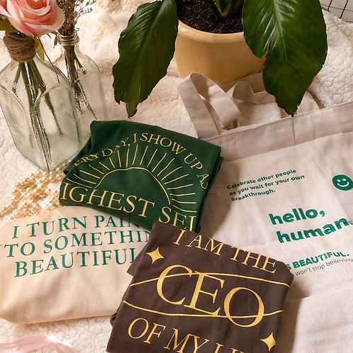 Beautiful Affirmations: Whole Neutral Collection