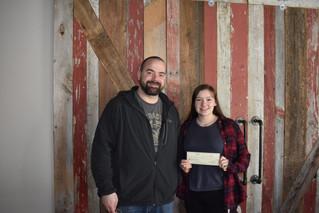 Taprock Donates $1,000