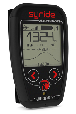 Syride SYS'GPS V3