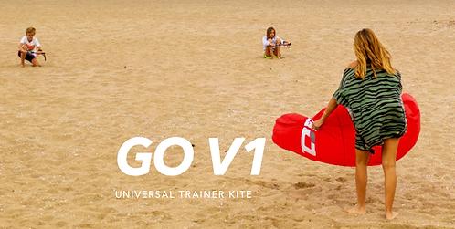 Ozone Go V1 trainer kite