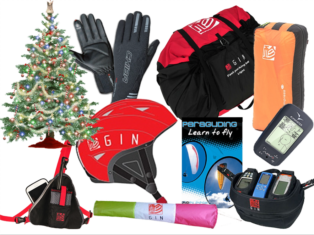 Xmas ideas from Wings & Waves