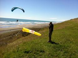 big day paragliding