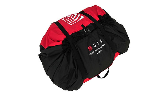 GIN Fastpacking bag light