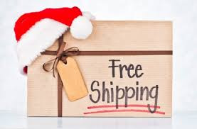 FREE SHIPPING today and tomorrow