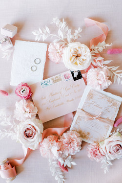 Blooming Invitation Suite