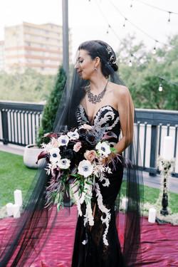 Black Wedding Details