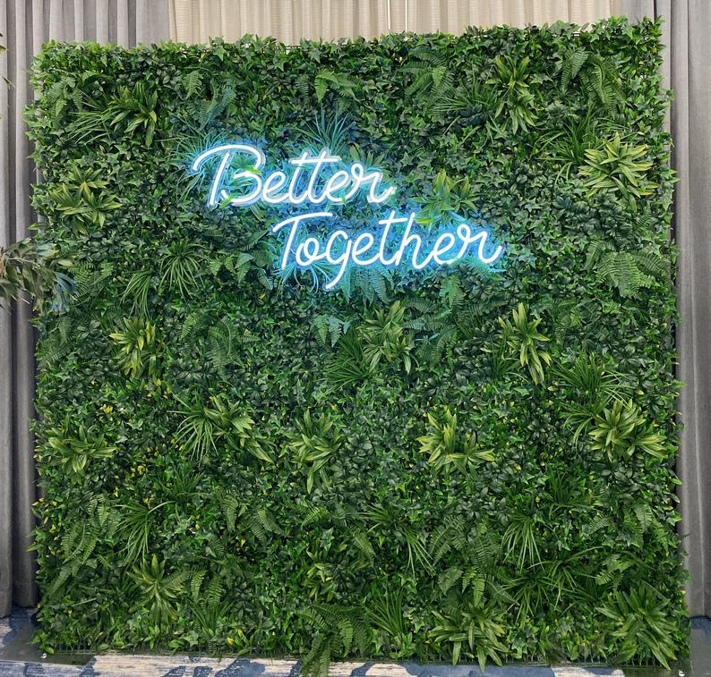 TROPICAL PARADISE WITH BETTER TOGETHER NEON RENTAL