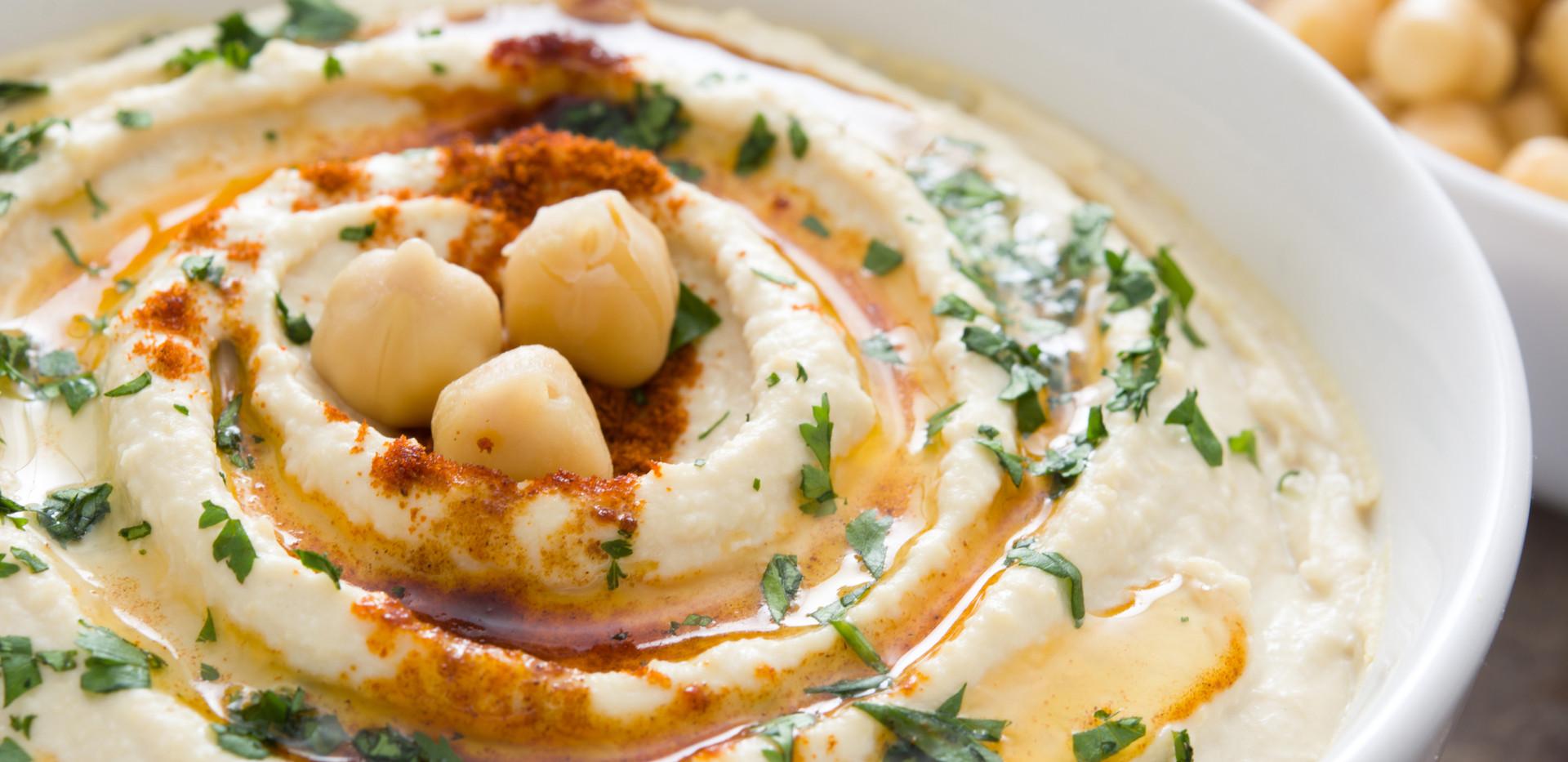 TIA's Table Hummus