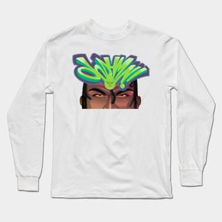 I saw that_Long Sleeve T-shirt