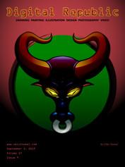 Devil Taurean Cover