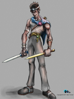 The Bladesman*