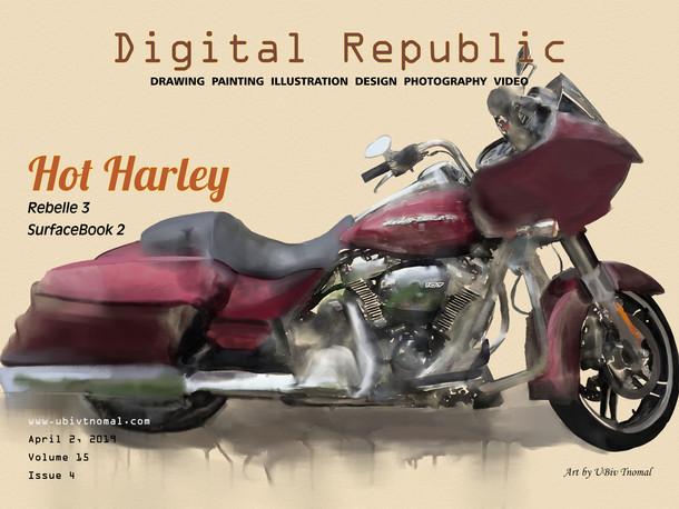 Terrance's Harley