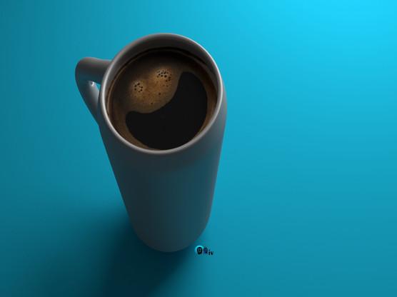 Blender Cup Render