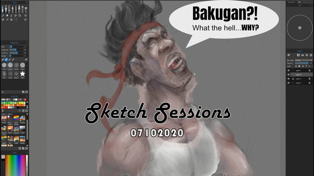Sketch Sessions 07102020