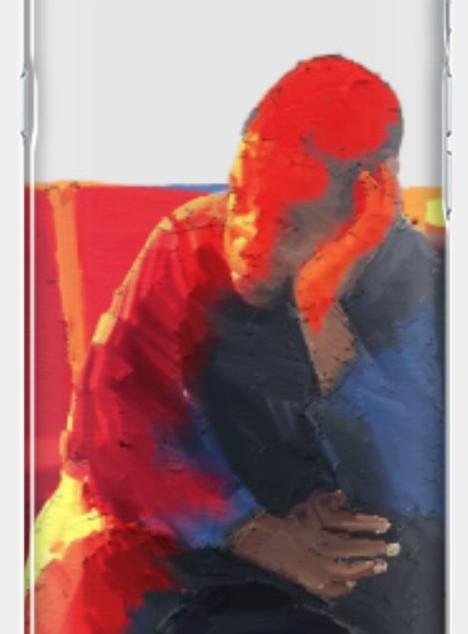 Losing Patience_Phone Case
