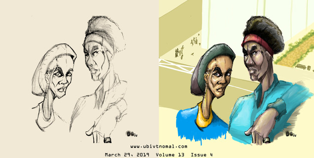 Sketch Sessions_He Ova There