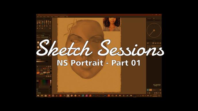 N.S. Portrait - Part 1 Time Lapse