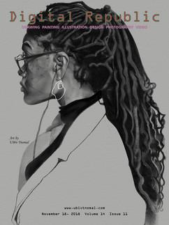 Jill_Portrait Drawing