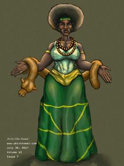 Queenie* Design
