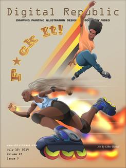 F*ck It! Rollerbladers