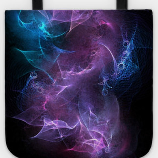 Energy_Tote Bag