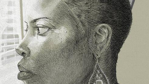 Shon Tenaj Portrait #3