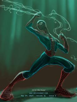 Spiderdude Color Rough