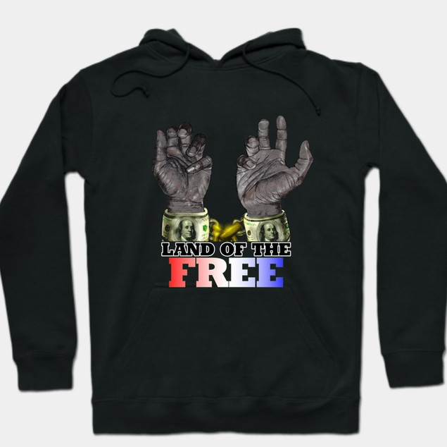 Land of the Free_Hoodie