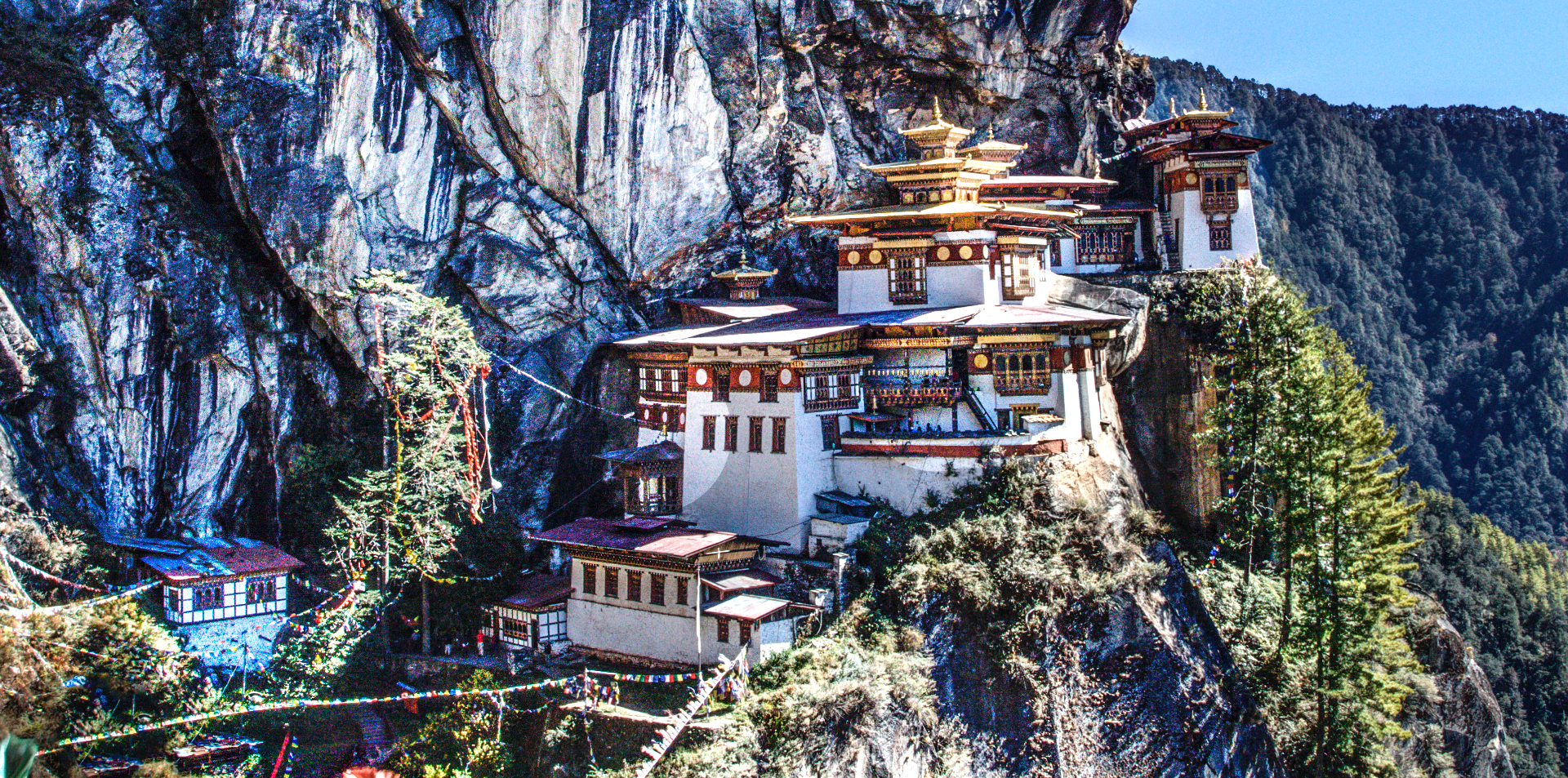 TIGER'S NEST AT PARO