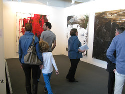 art Karlsruhe, one artist show 2013