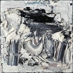 2010 Öl/Leinw. 80x83cm