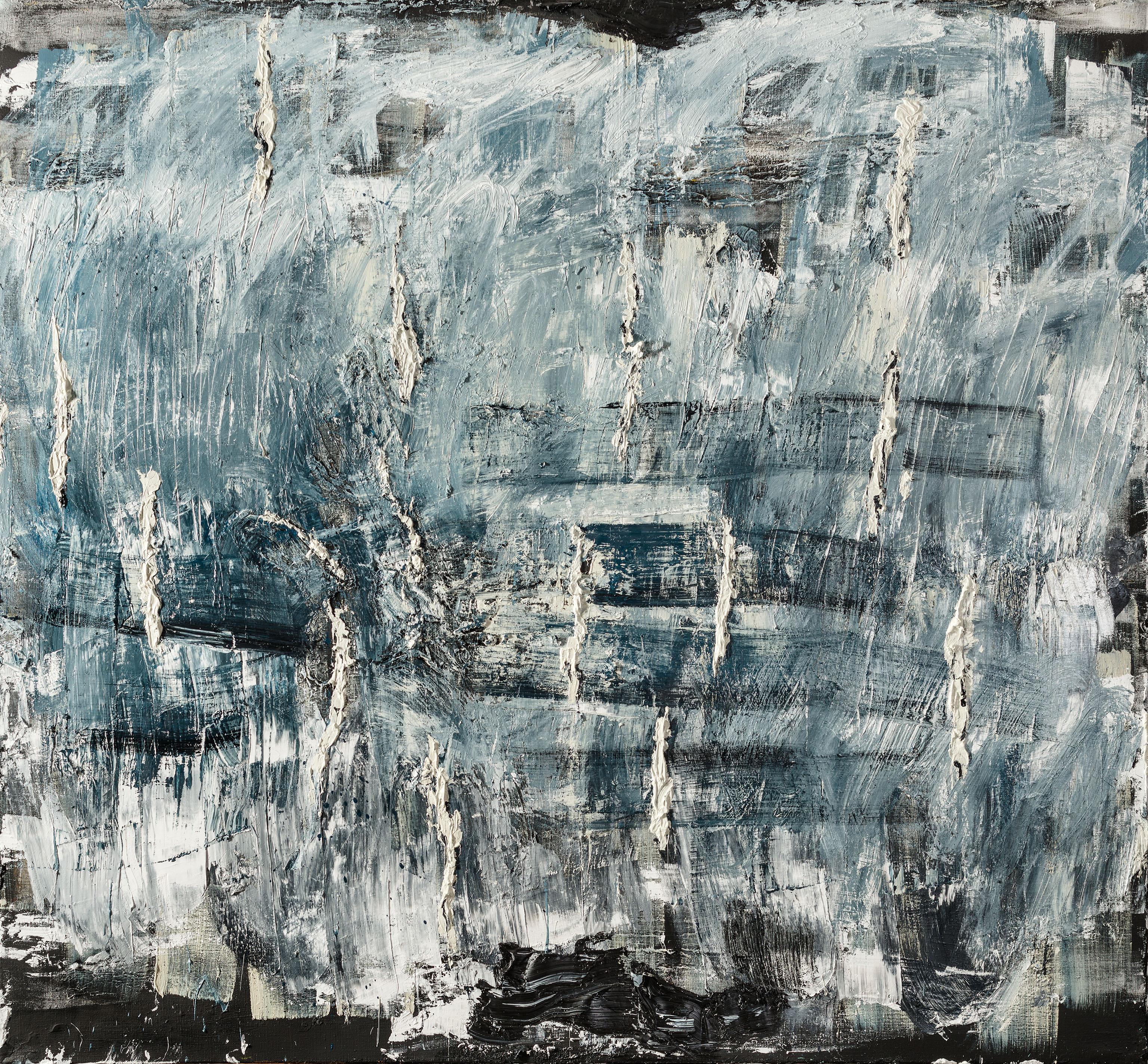 Heldenmut 2015 Öl/Leinwand 200x213cm