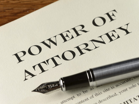 New York Enacts Changes to Law Governing Powers of Attorney