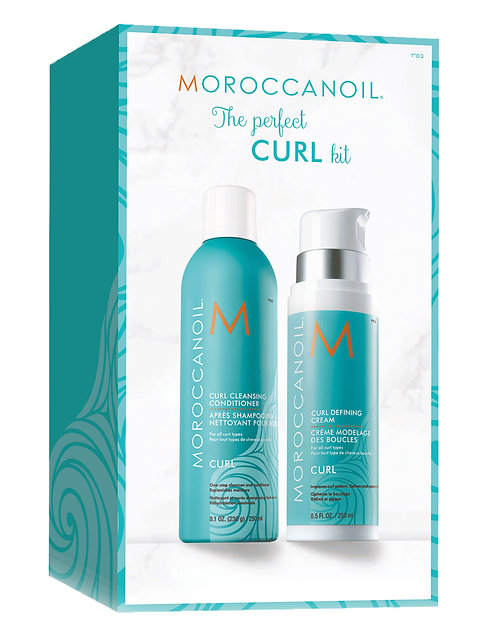 Moroccanoil Curl Kit