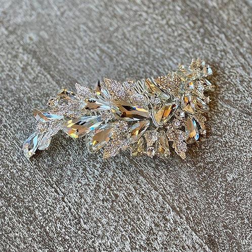 Silver Ice Comb