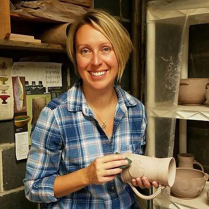 Amy Burk Pottery